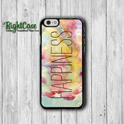 iPhone 6 Case - Watercolor Art Mess..