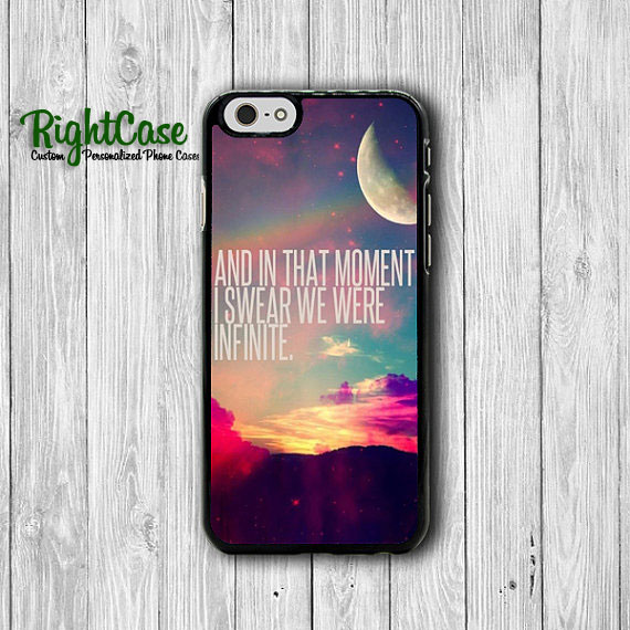iphone 6 case i swear we infinite quote hipster nebula galaxy phone